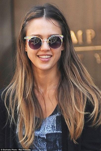 sunglasses jessica alba