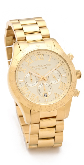 Michael Kors Layton Chronograph Watch | SHOPBOP