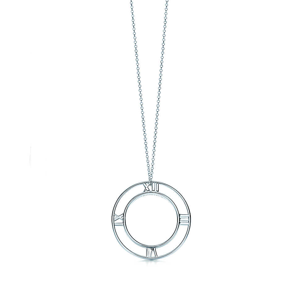 atlas necklace round tnecklace morning tiffany espresso pendant