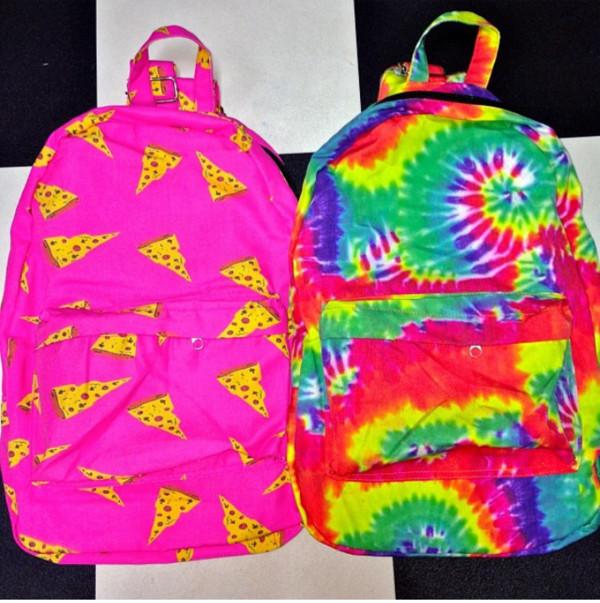 bag pizza backpack
