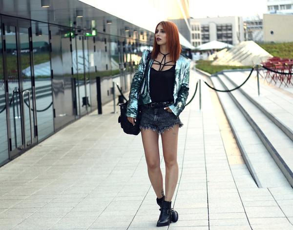 masha sedgwick jacket top shoes