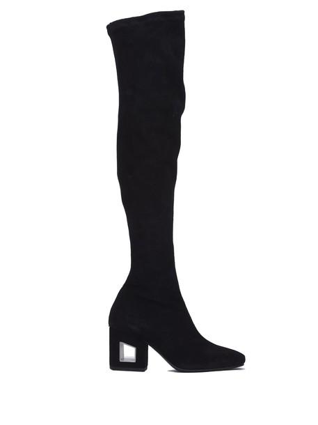Vic Matie women black shoes