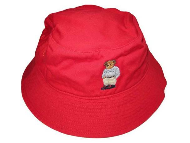 hat polo shirt teddy bear 169d7e5c4c7