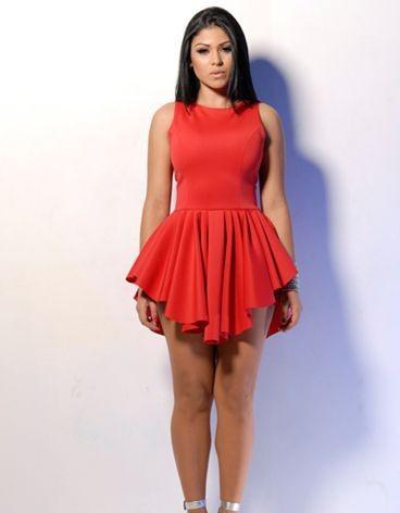 The new spring summer white bandage dress sexy eenschin mini sleeveless o-neck bodyconClub Dresses lyq9065 | Amazing Shoes UK