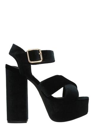 velvet sandals sandals black velvet shoes
