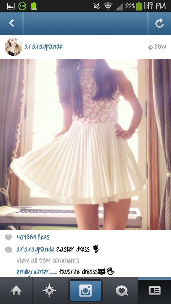 dress ariana grande ariana grande cute