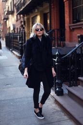 into the fold,coat,bag,jewels,jeans,shoes,sunglasses