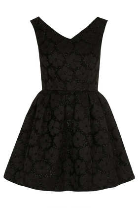 Flower Fluff Prom Dress - Party Dresses - Dresses  - Clothing - Topshop