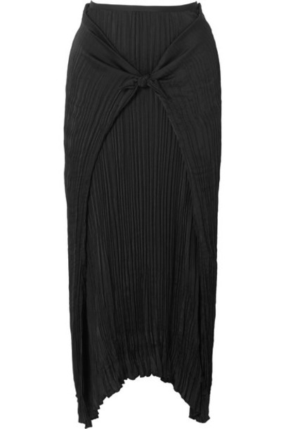 Vince skirt black