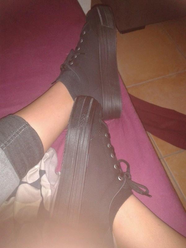 shoes black platform shoes platform sneakers creepers black creepers
