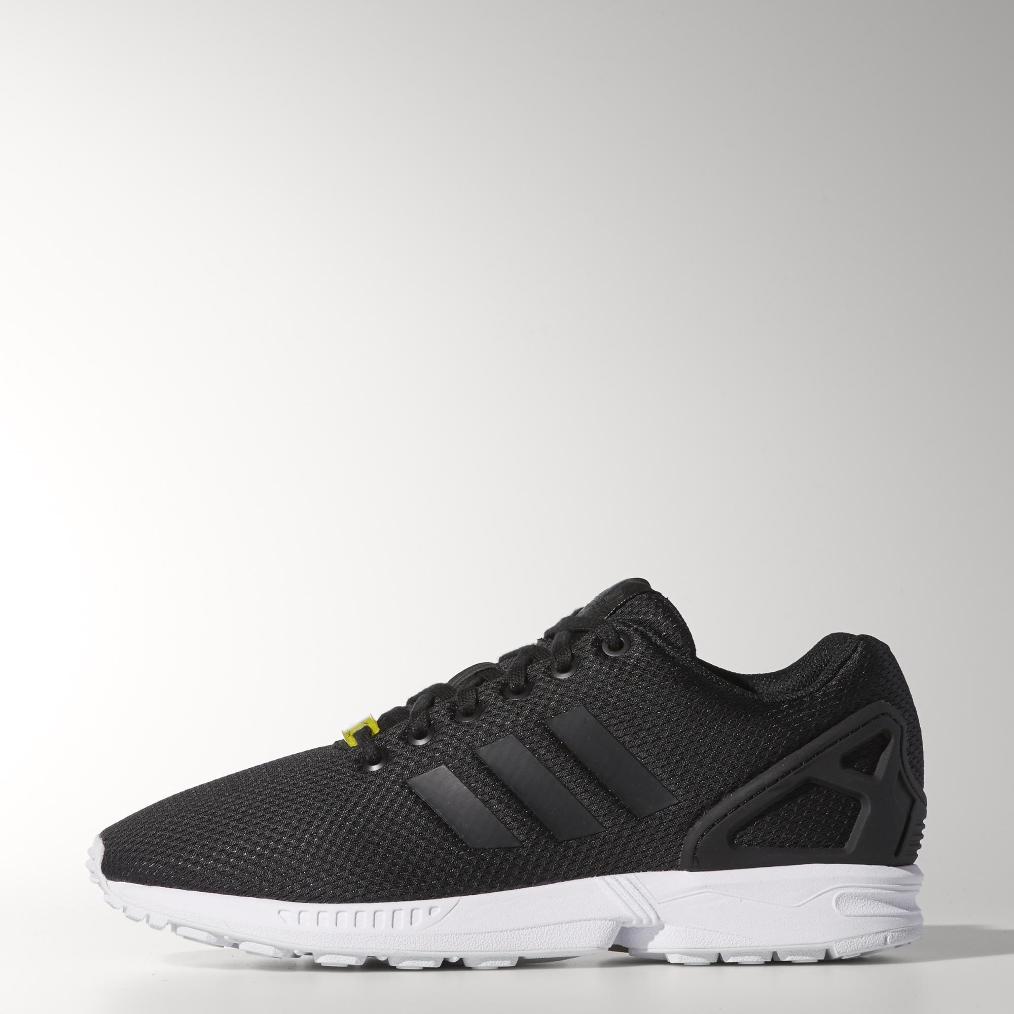 Adidas Flux Black And White