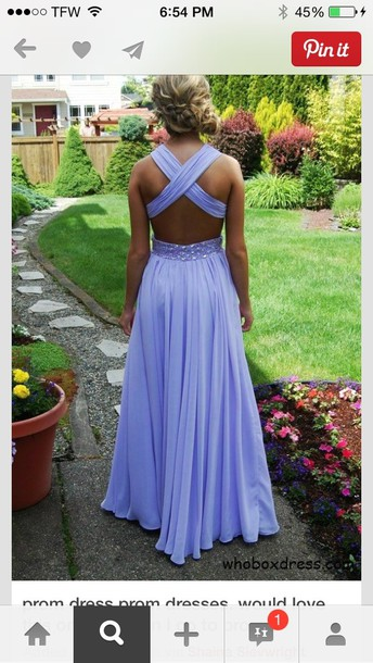 dress long prom dress purple dress prom dress open back prom dress dress