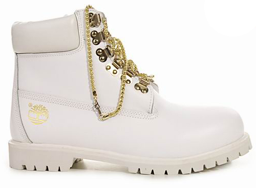 White Timberland - Shop for White Timberland on Wheretoget