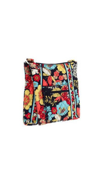 bag happy snails hipster vera bradley nothing was the same hipster\floral hipster bag