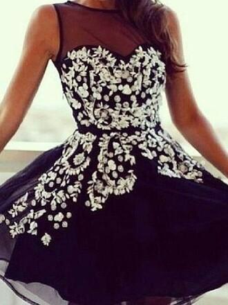dress black dress homecoming dress party dress homecoming short homecoming dress short prom dress 2016 short prom dresses black prom dress homecoming dress beads