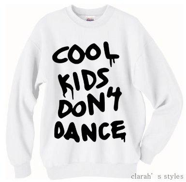 Cool kids don't dance zayn malik pull over sweater by clarahstyles
