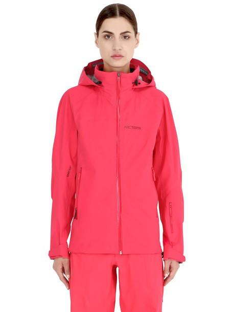 ARC'TERYX jacket pink