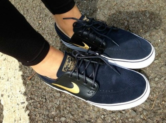 navy shoes nike nike janoski nike black nike leather janoski black janoski leather janoski navy