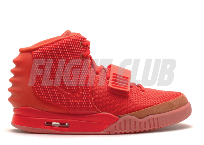 "air yeezy 2 sp ""red october""  