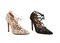 The out with a bang high heels