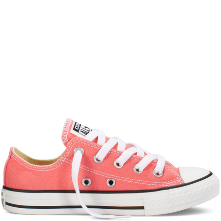 Converse - Chuck Taylor Fresh Colors 4-7 Yr - Low - Carnival Pink
