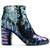 Pollini - embellished booties - women - Calf Leather/Leather/PVC - 40, Grey, Calf Leather/Leather/PVC