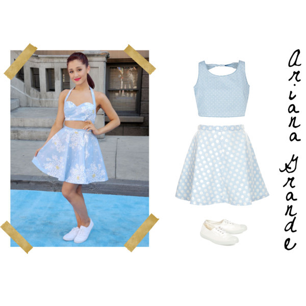 ariana grande outfit kenley collins