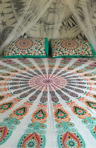 home accessory bedding boho mandala