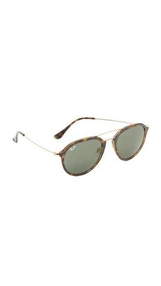 light sunglasses aviator sunglasses green