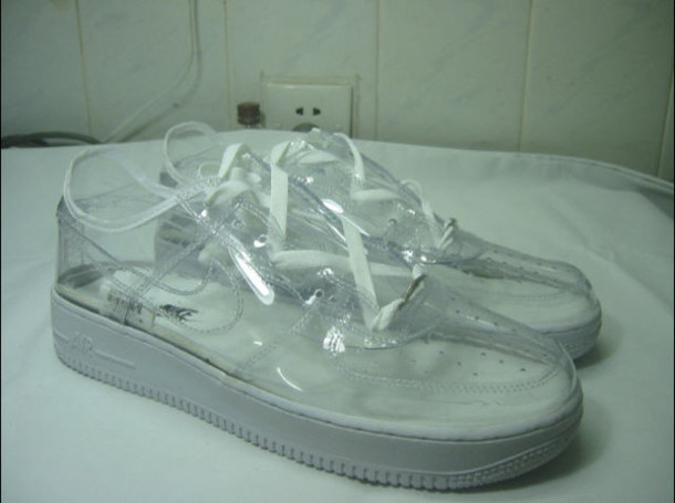 bc263e02095a shoes nike nike air force 1 ghetto-gothic tumblr hipster fashion stylish