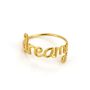 Laura Gravestock Jewellery - Dreamy Ring, Rosie Fortescue for Laura Gravestock - the Dreamy collaboration.