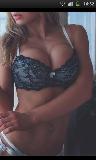 shirt bra lace black sexy girl women white underwear