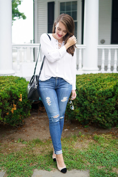covering bases curvy blogger shirt skirt top jeans leggings pants shoes cuffed jeans
