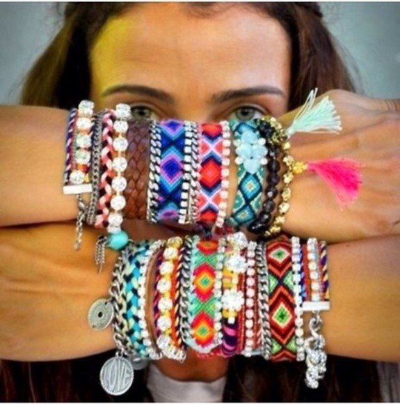 jewels bracelets indie hipster instagram dope