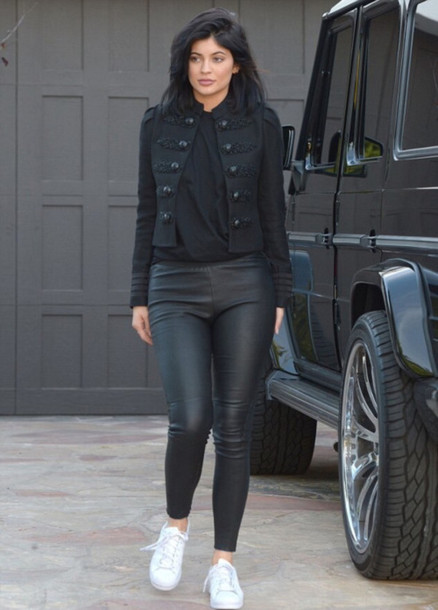 kylie jenner sneakers car interior design. Black Bedroom Furniture Sets. Home Design Ideas