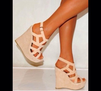 shoes wedges cute loves