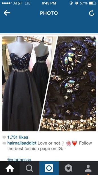 dress black dress blue dress