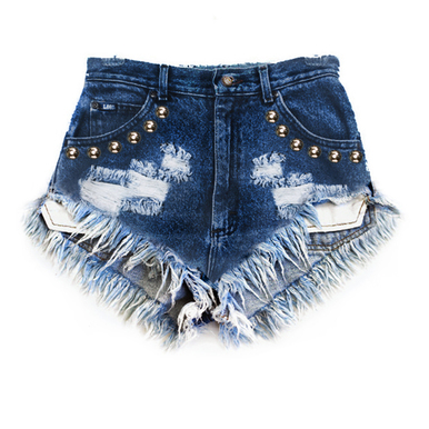 Flawless 520 Shorts - Arad Denim