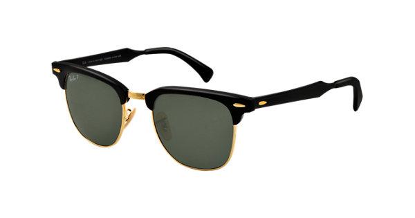 Ray-Ban RB3507 136/N5 49-21 Clubmaster Aluminum  Sunglasses | Ray-Ban CA