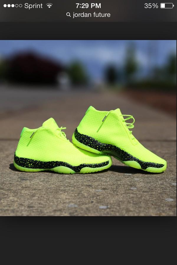 Custom Nike Air Jordan Future (ANY Future color)- Midsole work