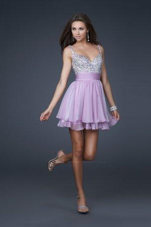 cheap short lavender sequins top prom dresses 2014 short