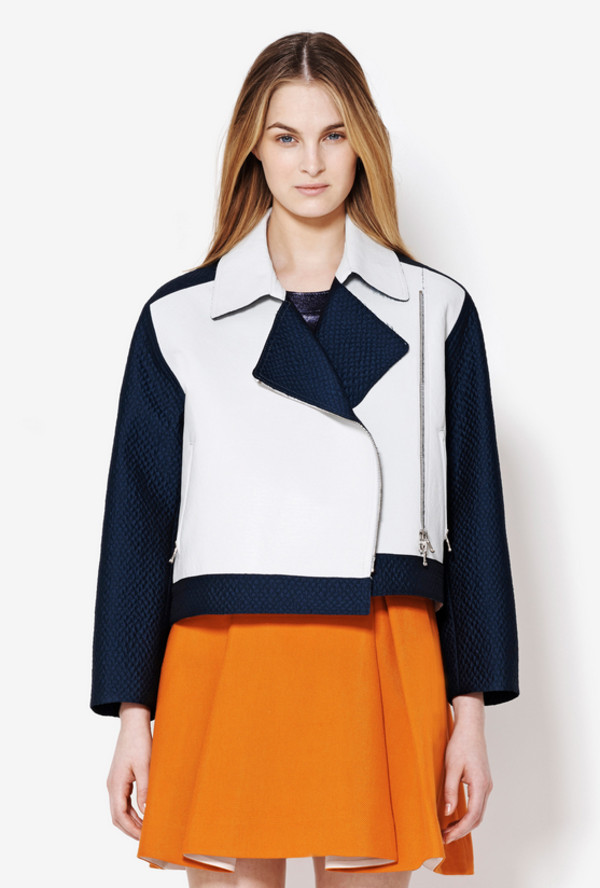 jacket lookbook fashion phillip lim skirt