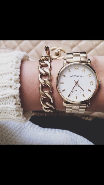 jewels marc jacobs watch