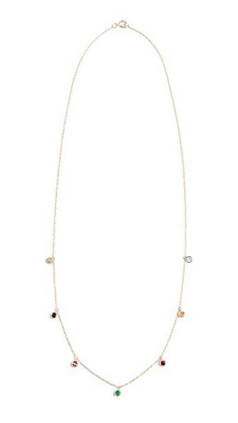 Ariel Gordon Jewelry candy necklace gold jewels