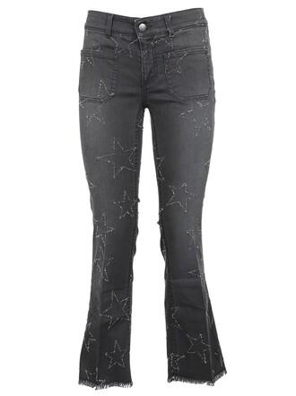 jeans flare vintage black