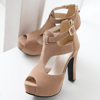 shoes rose wholesale nude summer high heels fashion sexy style beautiful classy casual summer outfits