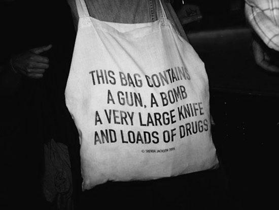 Best tote bag ever by trevor jackson