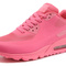 Nike air max 90 hyperfuse womens pink for sale