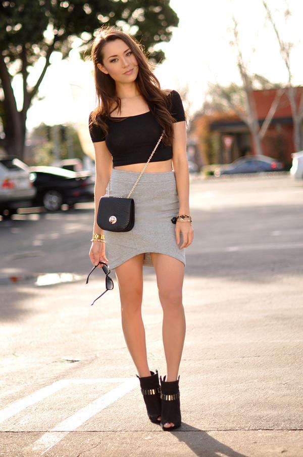 hapa time t-shirt skirt bag shoes