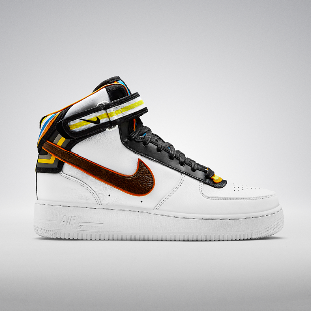 Nike Air Force 1 Mid SP (Tisci) Men's Shoe. Nike Store